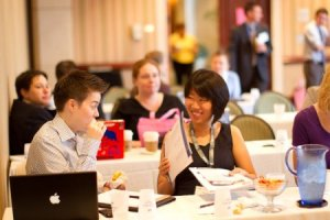 NCTE's Intern Elliot Kenney and Health Policy Counsel Mul Kim