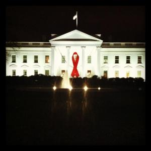 White House Honors World AIDS Day