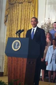 Barack Obama ACA Presser